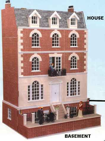 The Beeches Doll House Childrens Cheap Dolls Houses